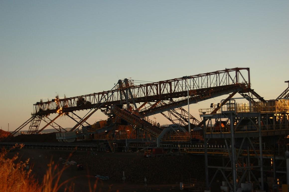 Coarse Ore Gantry Structure – Cape Lambert, WA