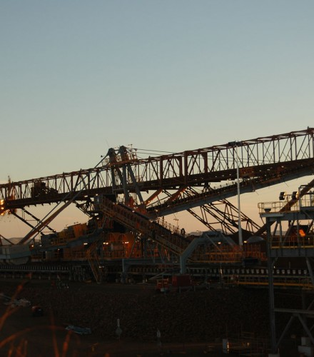 Coarse Ore Gantry Structure – Cape Lambert, WA