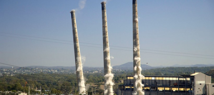 Swanbank Power Station – Ipswitch, Queensland