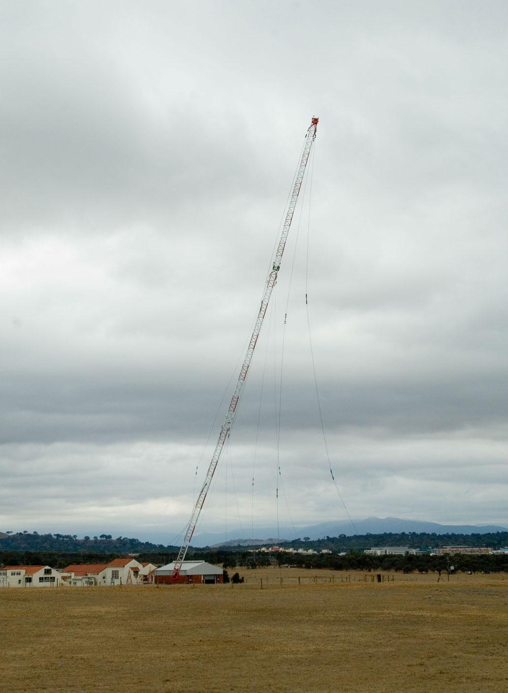 Naval Transmitter Station – Belconnen, ACT