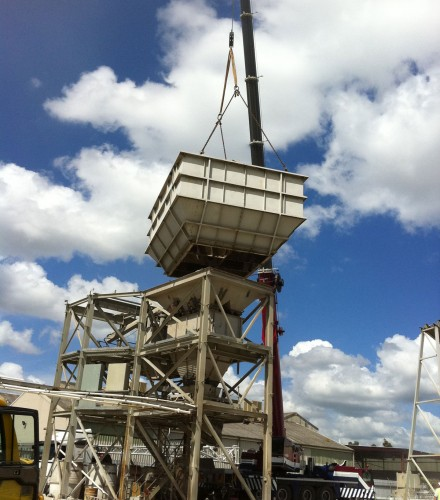 Boral Concrete Batching Plant ,NSW